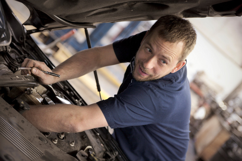 Automotive Schools in Strong ME